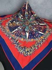 Шёлковые платки 100х100 (39)