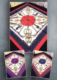 Шёлковые платки 70x70 (11)