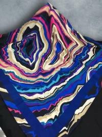 Шэлковый платок 100х100