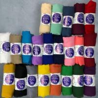 Хлопковые шарфы 100х180