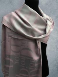 Вискоза Dior Нежно-розовый